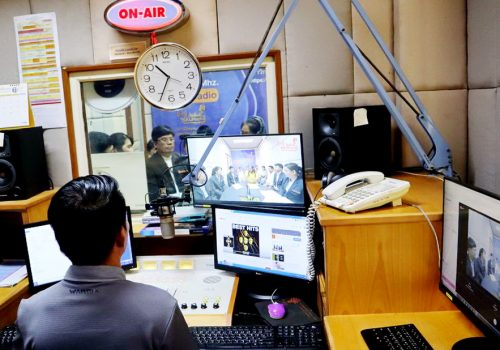 KKU Radio, FM 103 MHz, a proof of the true value of a university radio station that has never changed under the challenge of Media Disruption
